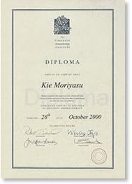 英国RQA(現IFPA)認定アロマテラピスト資格取得